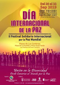 Festival International de la Paz - Las Palmas